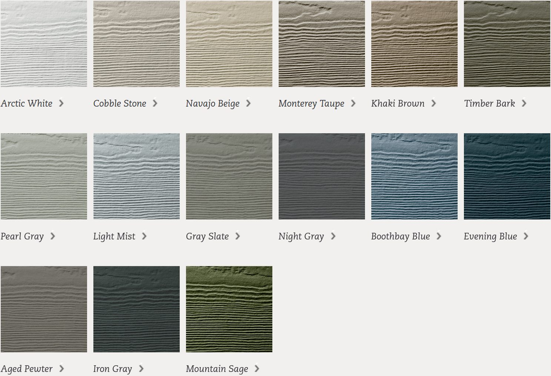 Vinyl Siding Vs Fiber Cement Siding Cost Side By Side