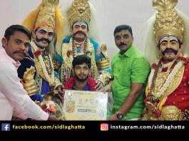 Veeragase Kothanur Veerabhadra shri award