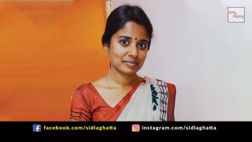 karnataka state best teacher award sidlaghatta taluk v usha