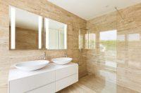 SIDLER - Swiss Bathroom Mirrored Medicine Cabinets