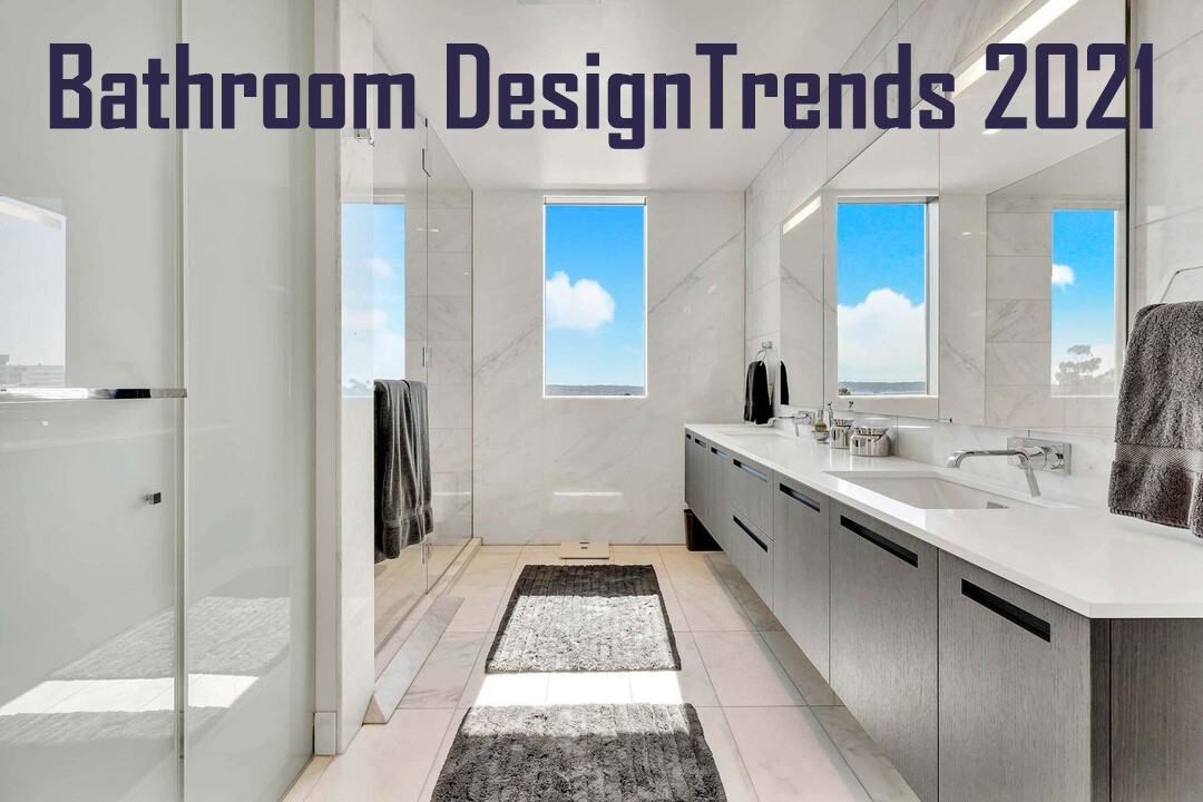 Bathroom Design Trends 2021 with SIDLER. What is trending ...