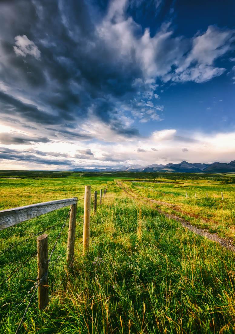 Canadian Rockies Southern Alberta 187 187 Landscape