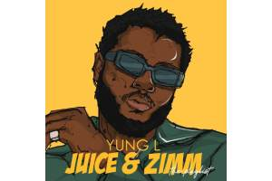 Cover art for Juice and Zimm EP by Yung L