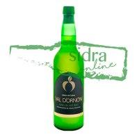 botella de sidra Val D'Ornón