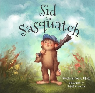 Sid the Sasquatch - cover