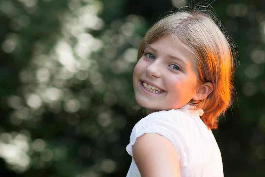 portret meisje Hoofddorp