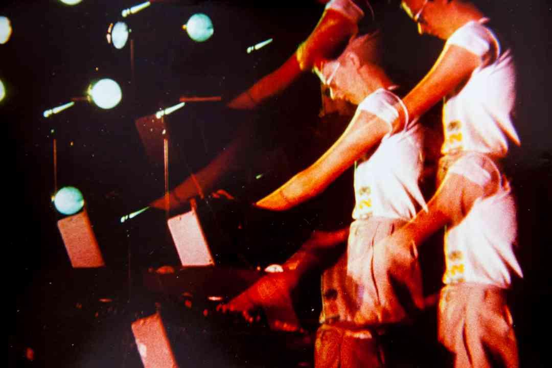Cybe synthesizer Tropisch Verlangen