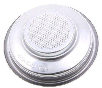 Sieb / Filter 1 Tasse für Rancilio Espressomaschine -