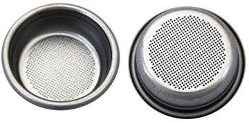 Sieb / Filter 2 Tassen für Rancilio Espressomaschine -