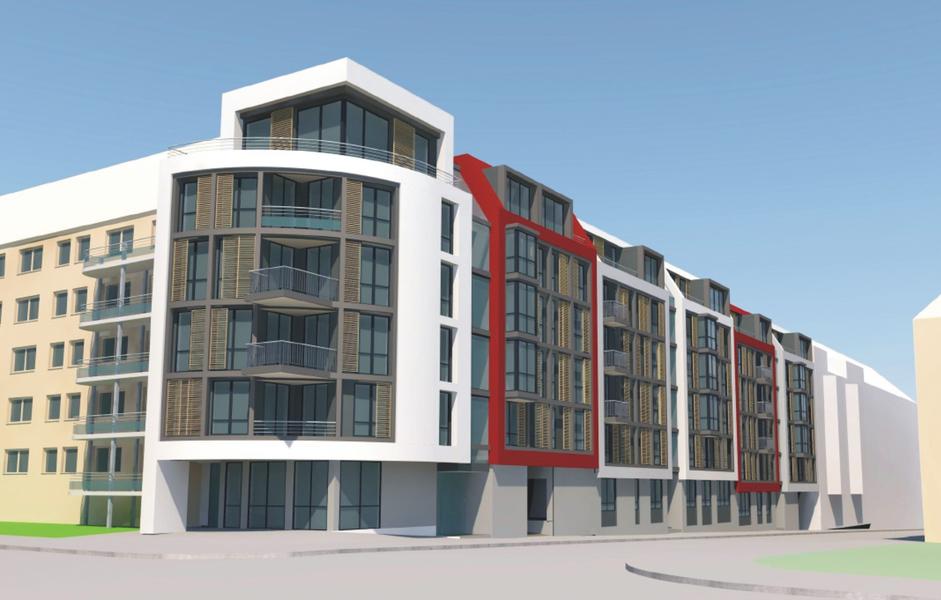 CSg errichtet neue Wohnungen in Chemnitz www