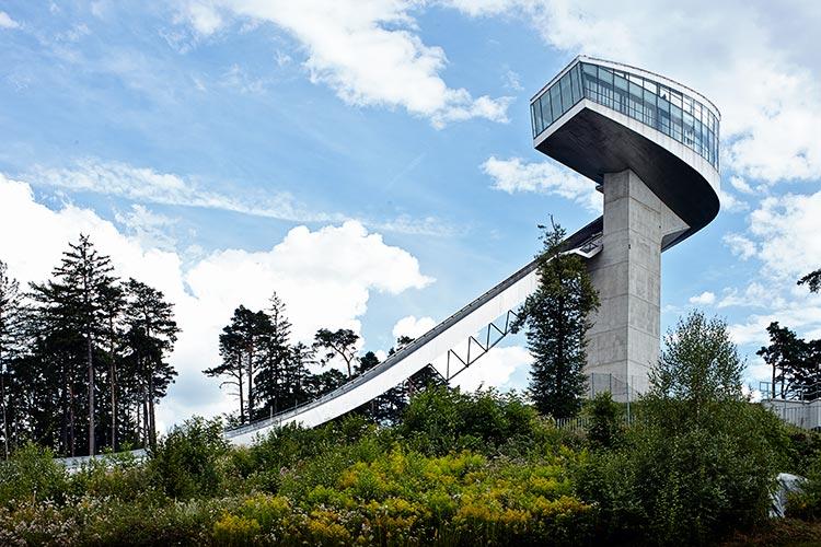 Siegfried Wameser Fotografie  Architektur
