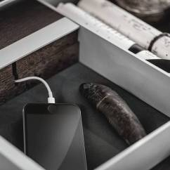 Kitchen Drawer Store Com Interior Accessories By Siematic Individual Innovative Iphone In Integrated Usb Charging Station