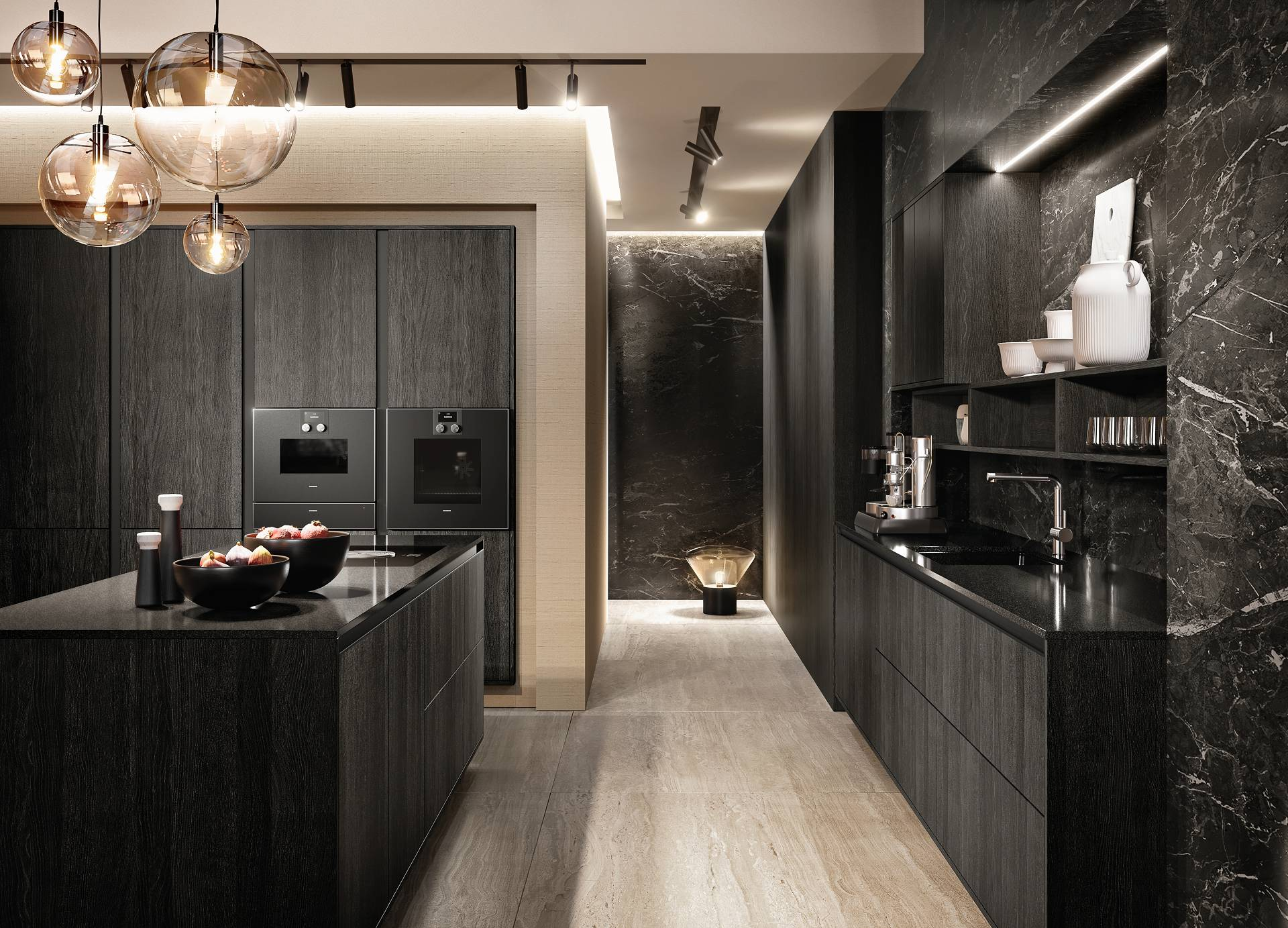 SieMatic Pure Collection  a new geometry for the kitchen