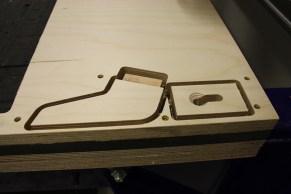 Making testfits & ergonomic testpart