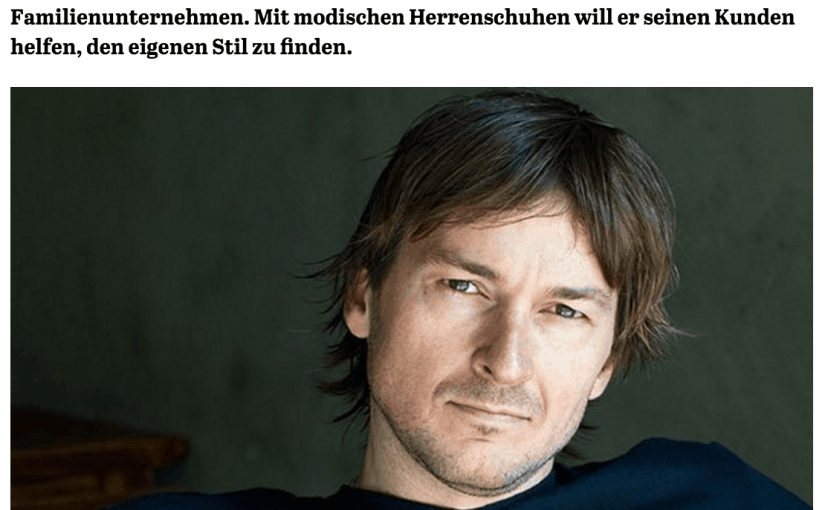 Was Mann trägt: Floris van Bommel (für Capital.de)