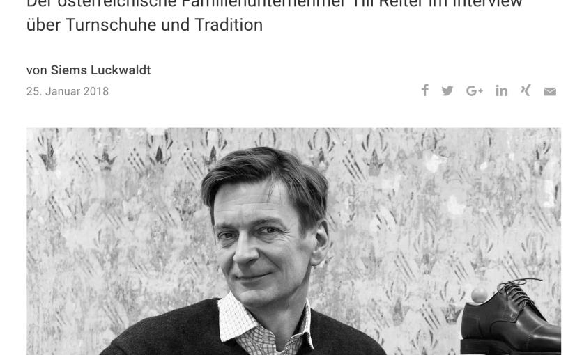 Interview: Till Reiter, Ludwig Reiter (für Capital.de)
