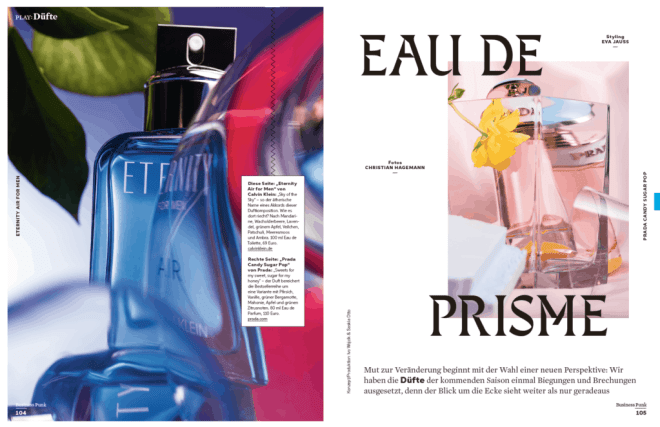 Eau de Prisme (für Business Punk)