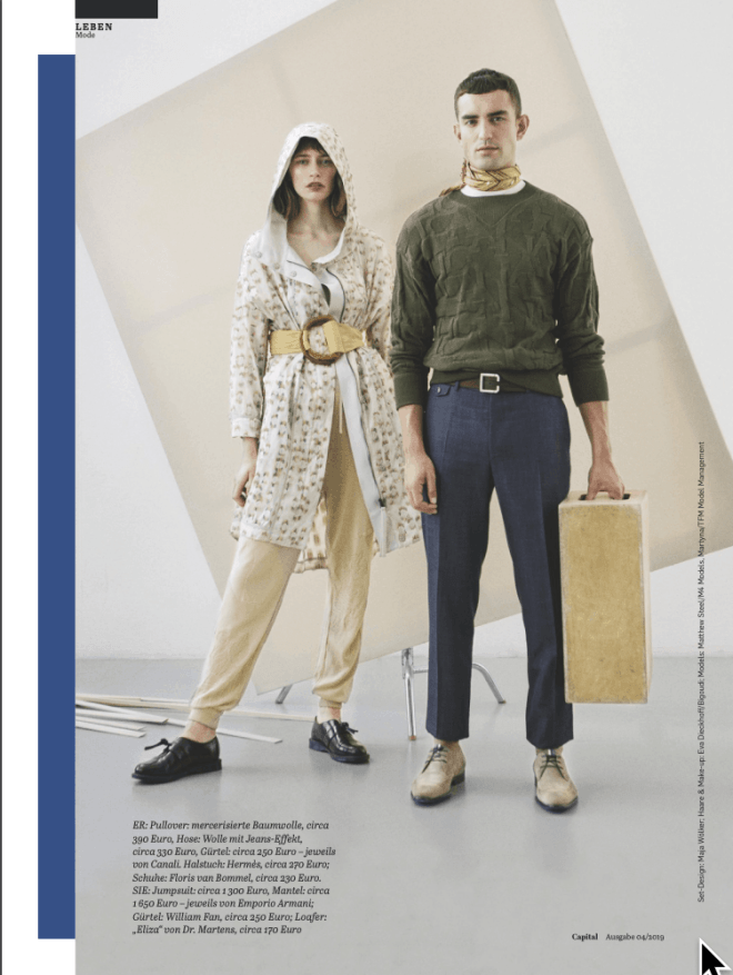 Art Couture (für Capital)