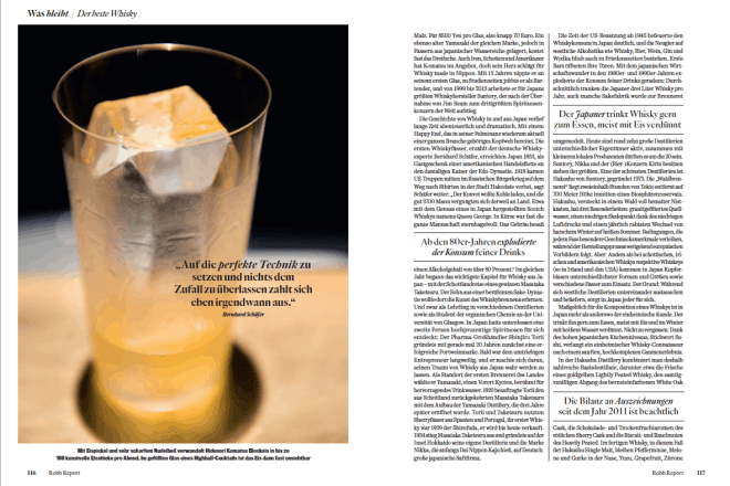 For Heaven's Sake (für Robb Report)