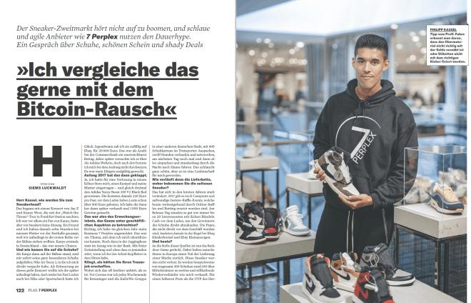 Interview: Philipp Kassel, 7 Perplex (für Business Punk)