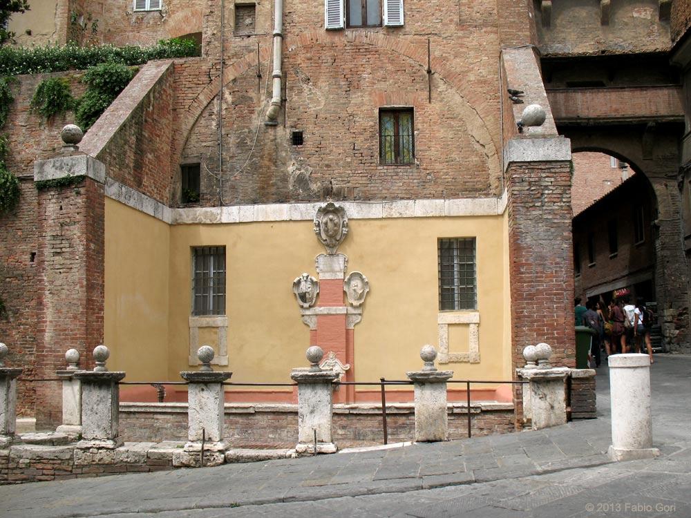 SIENA Le fonti medievali e gli itinerari dellacqua a
