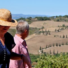 Sunday Morning Garden Tour at La Foce