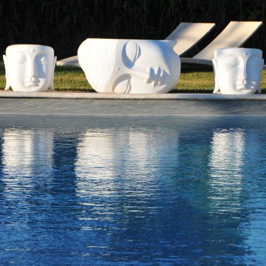 Gardens & Pool