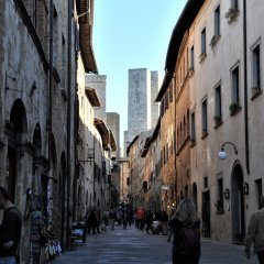 San Gimignano Photostory