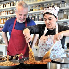 Full Tuscany Cooking Class