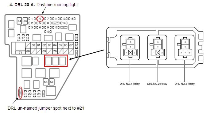 Toyota Sienna Wiring Diagram