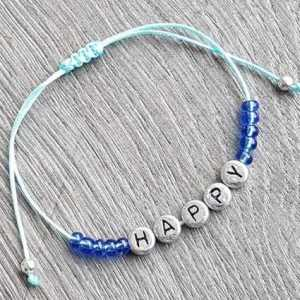 Ibiza armband met naam