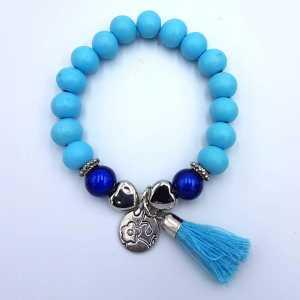 Armband Marlijn turquoise