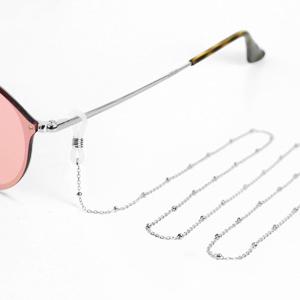 Zonnebril koorden van Roestvrij staal (RVS) Multicolour-zilver
