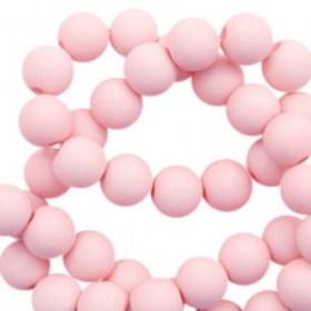 Acryl kralen Powder pink