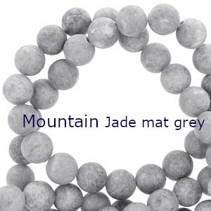 mountain Jade mat grey