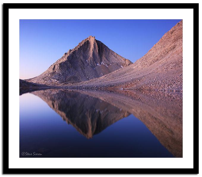Elements of Design - Sierra Nevada Mountains