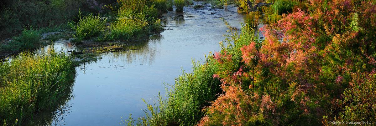 Piru Creek, Santa Clara River Watershed, Southern California