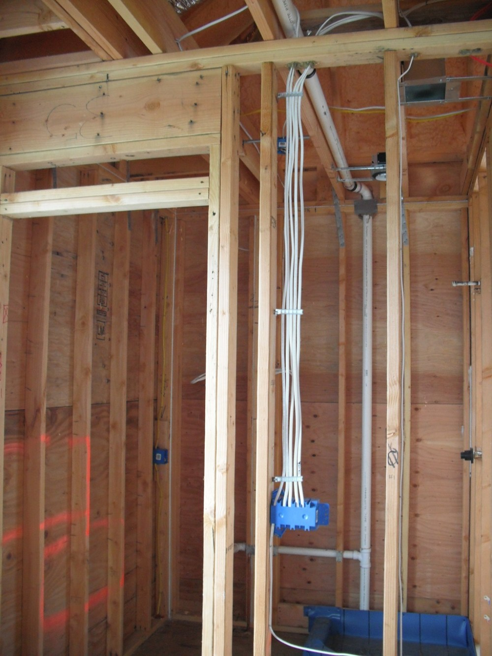 medium resolution of basement and addition electrical wiring somers ct