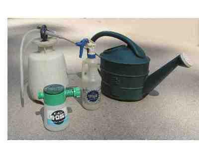worm tea applicators