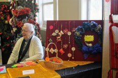 Senior Center Crafts