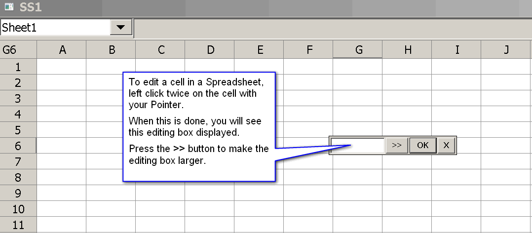 Working with Spreadsheets - Sierra Chart