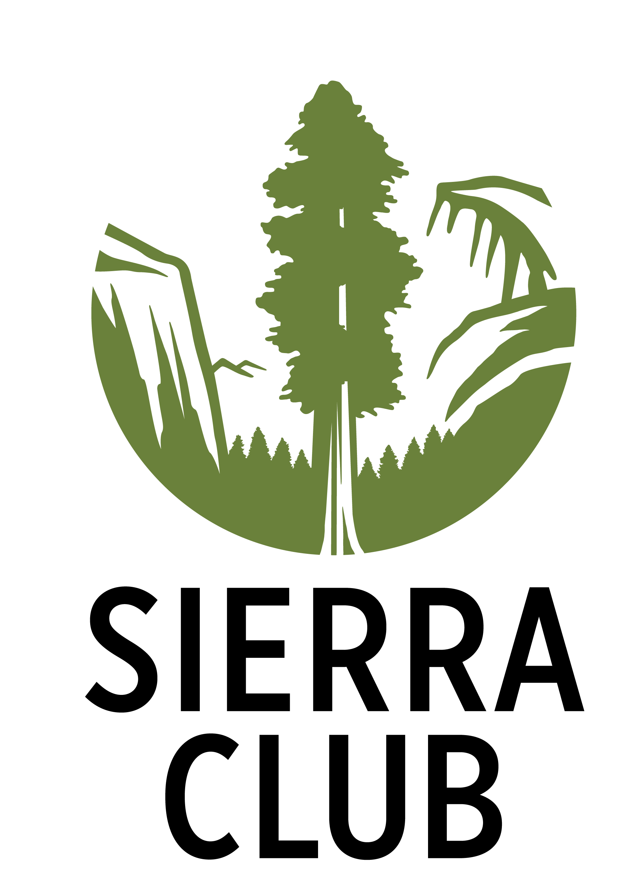 Image result for sierra club logo