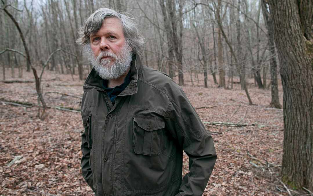 Rick Webb, an environmental researcher and former scientist at the University of Virginia.