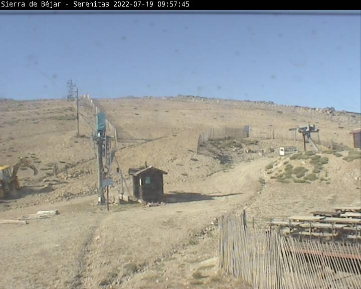 Webcam Sierra de Bejar, Cota 2300m