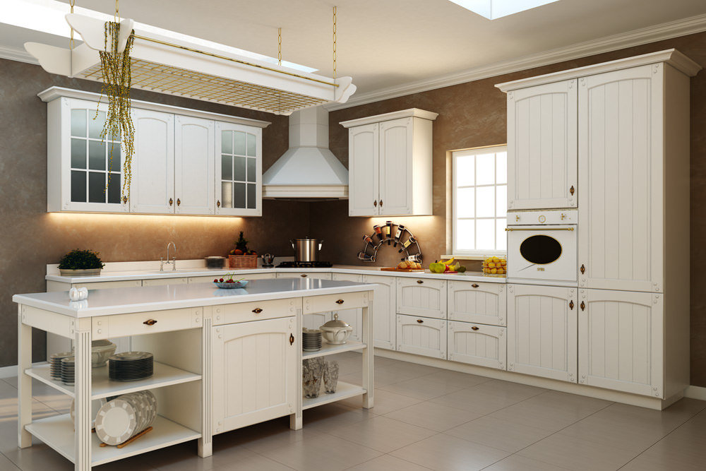 How to Pick the Best Color for Kitchen Cabinets