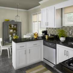 Cabinet Colors For Small Kitchens Kitchen Cabinets Knoxville Tn How To Pick The Best Color Home And