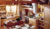 Ingredients That Make Up a Country Cottage Kitchen   Home ...