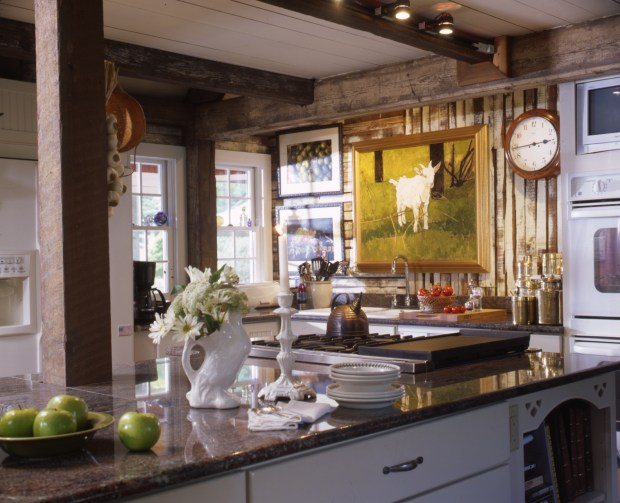 Country Kitchen Decorating Ideas On A Budget - Home Design Ideas