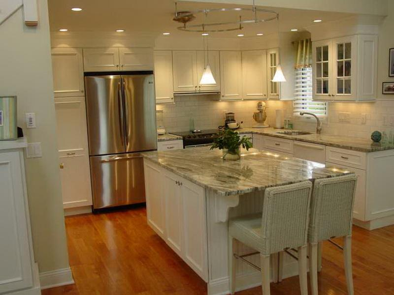 spraying kitchen cabinets bridge faucets how to pick the best color for | home and ...