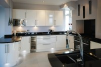 Pros and Cons of Black Pearl Granite Countertops   Home ...
